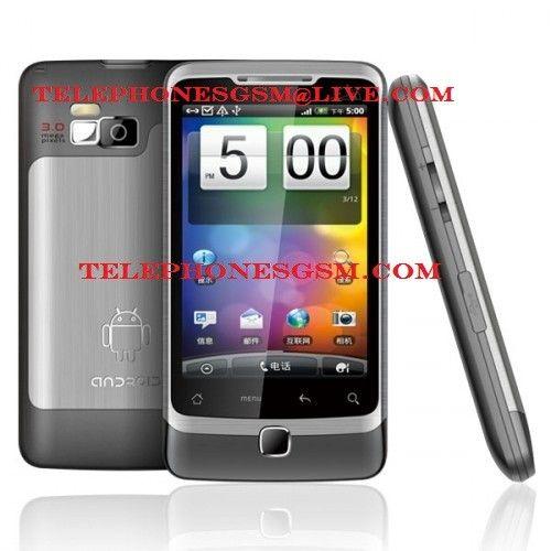 Smartphone Star A5000 l'un des meilleurs téléphones chinois